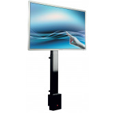 "Suport vertical de perete pentru monitor Focus touch 55""-70"", electric, SMIT"