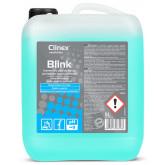 Solutie cu alcool pentru curatare suprafete impermeabile, 5 litri, Clinex Blink