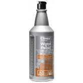 Detergent lichid, concentrat, pt. curatare parchet si suprafete lemn, 1 litru, Clinex Wood & Panel