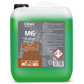 Detergent lichid pentru curatare pardoseli microporoase, 5 litri, Clinex M6 Medium