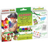 Set ALPINO Fiesta - Carnival, 6 culori x 5gr. make up sticks