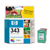 343 Cartus cerneala color HP5740/6520/40/6840/7310 nr,343 7ml