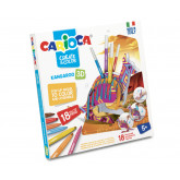 Set articole creative CARIOCA Create & Color - KANGAROO 3D