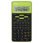 Calculator stiintific, 10 digits, 273 functii, 161x80x15mm, dual power, SHARP EL-531THBGR-negru/ve