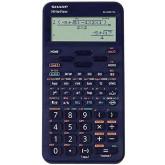 Calculator stiintific, 16 digits, 420 functii, 157x78x15 mm, SHARP EL-W531TLBBL - albastru