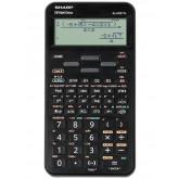 Calculator stiintific, 16 digits, 420 functii, 157x78x15 mm, SHARP EL-W531TLBBK - negru