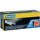 Capse RAPID 53/8, 5000 buc/cutie
