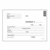 Chitantier autocopiativ, A6,3 ex.50 set/carnet