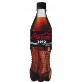 Coca-cola zero 0.5 L, 12 buc/bax