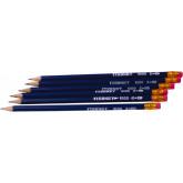 Creion HB, cu radiera, ARTIGLIO