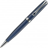 DIPLOMAT Excellence A2 - Midnight Blue Chrome - pix easyFLOW