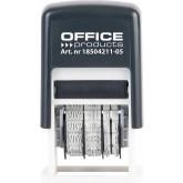 Datiera ISO, cerneala neagra, Office Products