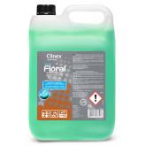 Detergent lichid pentru curatarea pardoselilor, 5 litri, Clinex Floral Ocean