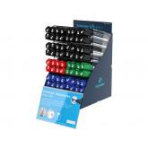 SIS Display SCHNEIDER Maxx 290, 64 markere pentru tabla (32-negre, 16-albastre, 8-rosii, verzi)