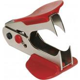 Decapsator metalic, cu mecanism de blocare, DONAU - accesorii rosii