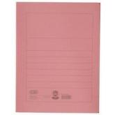 Dosar carton plic ELBA Smart Line - rosu