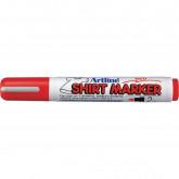T-Shirt marker ARTLINE, corp plastic, varf rotund 2.0mm - rosu