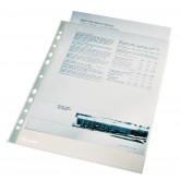 Folie de protectie ESSELTE, A4, 40 mic, 100 buc/set, cristal