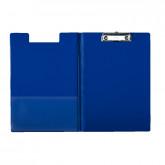 Clipboard ESSELTE dublu, PP - albastru