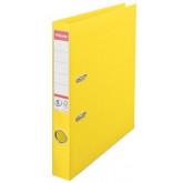 Biblioraft ESSELTE No.1 Power Vivida, PP/PP, A4, 50 mm, galben