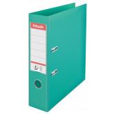 Biblioraft Esselte No.1 Power, PP/PP, A4, 75 mm, menta