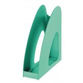 Suport vertical plastic pentru cataloage HAN Twin - verde jad