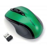 Kensington Pro Fit® Mouse Wireless dimensiune medie - verde
