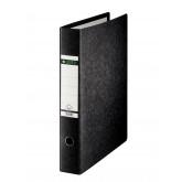 Biblioraft LEITZ 180, carton, A3 portret, 80mm, negru