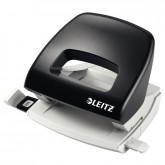 Perforator plastic LEITZ 5038 NeXXT Series, 16 coli - negru