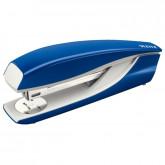 Capsator metalic, LEITZ 5504 NeXXt Series, 40 coli - albastru