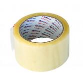 Banda adeziva 48mm x 66 y, 38 microni, 6 buc/set, Optima - transparent
