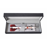 Pix multifunctional de lux PENAC Maki-E - Sensu, in cutie cadou, corp alb