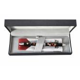 Pix multifunctional de lux PENAC Maki-E - Aki & Haru, in cutie cadou, corp negru