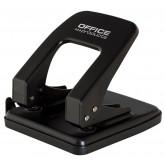 Perforator metalic, 40 coli, Office Products - negru