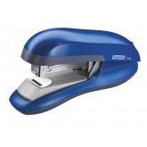 Capsator plastic Rapid F30, 30 coli, cutie, capsare plata, albastru