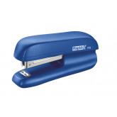 Capsator plastic Rapid F5, 10 coli, cutie, albastru
