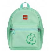Rucsac Casual LEGO Tribini Joy Small - design Emoji - verde pastel