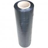 Folie stretch neagra 23 microni, 2.35 kg, tub 350