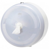 Dispencer TORK Elevation SmartOne, pentru hartie igienica rola jumbo,  268x269x157mm - transparent