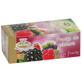 Ceai BELIN fructe de padure, 20 pliculete