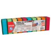 Bureti pentru spalat vasele, 46 x 74mm, 10 buc/set, Office Products - culori asortate