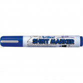 T-Shirt marker ARTLINE, corp plastic, varf rotund 2.0mm - albastru