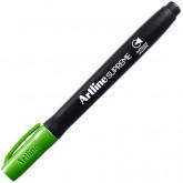 Permanent marker ARTLINE Supreme Metallic, corp plastic, varf rotund 1.0mm,  - verde metalizat