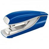 Capsator metalic, LEITZ 5505 NeXXt Series capsare plata,  30 coli - albastru