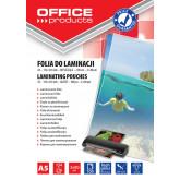 Folie pentru laminare,   A5  80 microni 100buc/top Office Products
