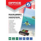 Folie pentru laminare, A3 125 microni 100buc/top Office Products