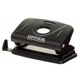 Perforator metalic, 12 coli, Office Products - negru