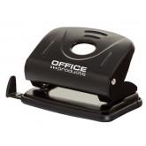 Perforator metalic, 25 coli, Office Products - negru