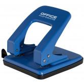 Perforator metalic, 40 coli, Office Products - albastru