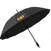 Umbrela CATERPILLAR Lash, automata, rezistenta la vant - neagra
